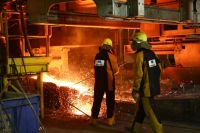 Конструктивная промышленная политика позволила компании точно выйти на верхнюю границу прогноза производства.
