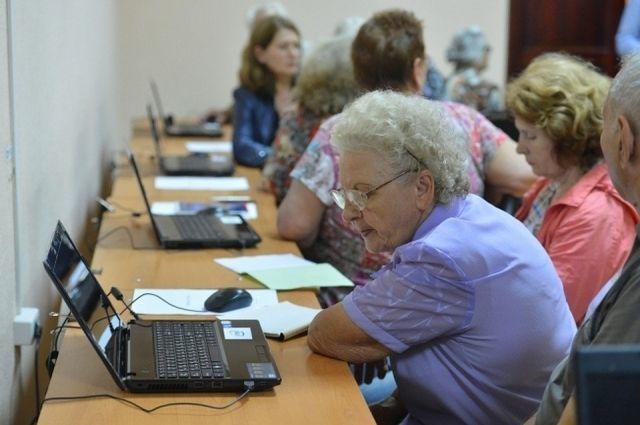 Пенсионеры Тюменской области сразятся в компьютерной грамотности