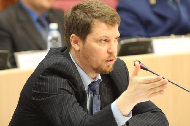 Михаил Матвеев, депутат Самарской губернской думы.