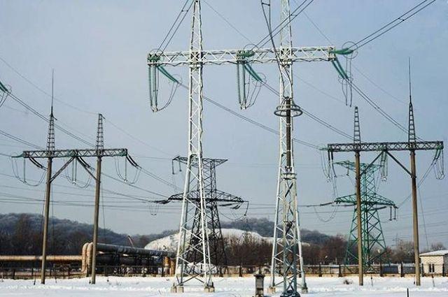 Из-за непогоды обесточены более 40 населенных пунктов Украины