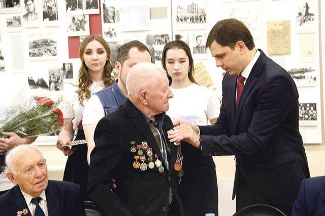 Всего к празднованию 75-й годовщины Победы в Великой Отечественной войне в Орловской области запланировано более 800 мероприятий.