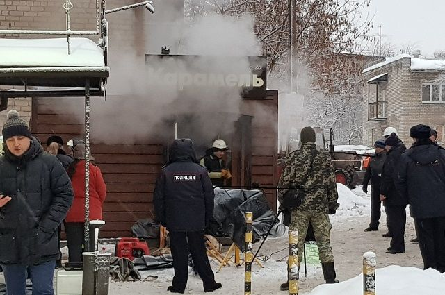 В хостеле «Карамель» погибло пять человек.