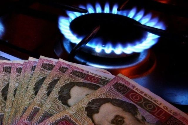 В Украине обнародуют на сайте структуру тарифов на газ по регионам