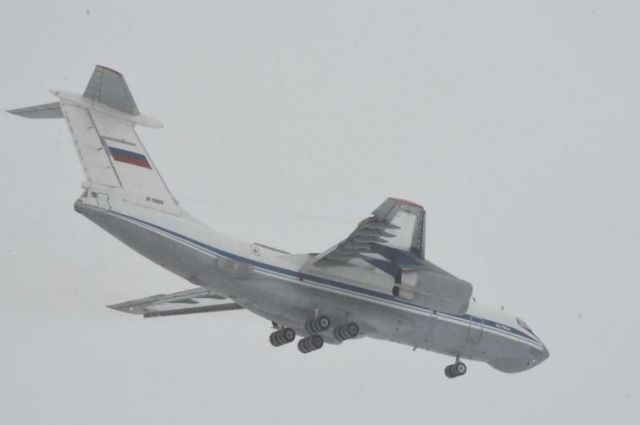 В Тюмени приземлился второй самолет с эвакуированными из Уханя
