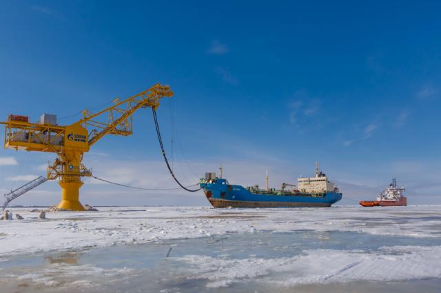 В ЯНАО выросли объемы добычи газа и нефти