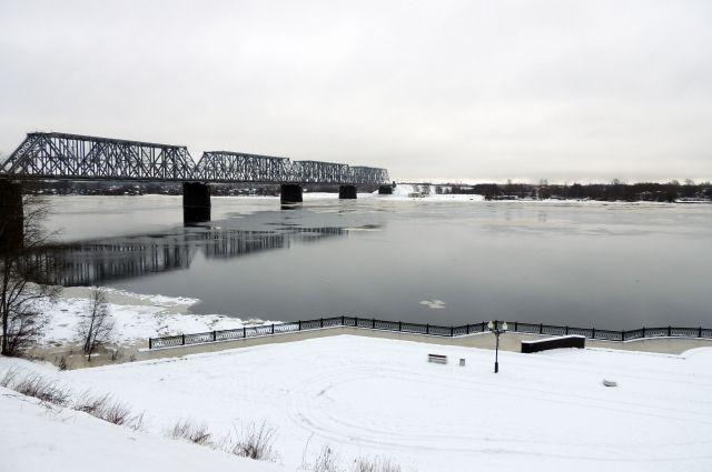 Волга – одна из самых грязных рек области.