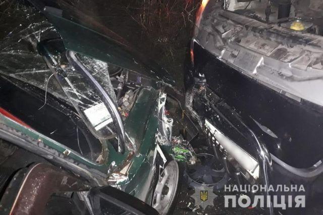 За сутки в Киевской области произошло более 40 ДТП