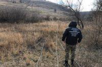 На границе с Молдовой обнаружили спиртопровод длиной полкилометра