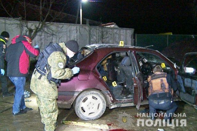 В Винницкой области в автомобиле взорвалась граната: есть пострадавшие