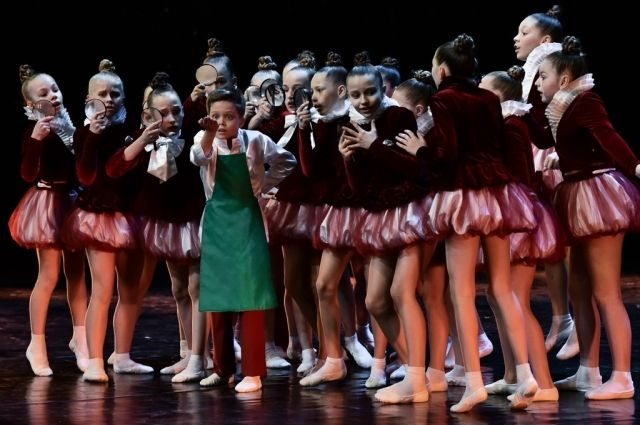Оренбургский «Щелкунчик» выступит на сцене Большого театра.