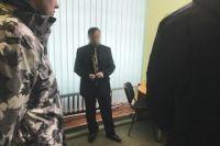 В Закарпатской области главу райсуда задержали на взятке