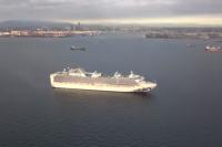 На борту лайнера с коронавирусом находятся 20 украинцев