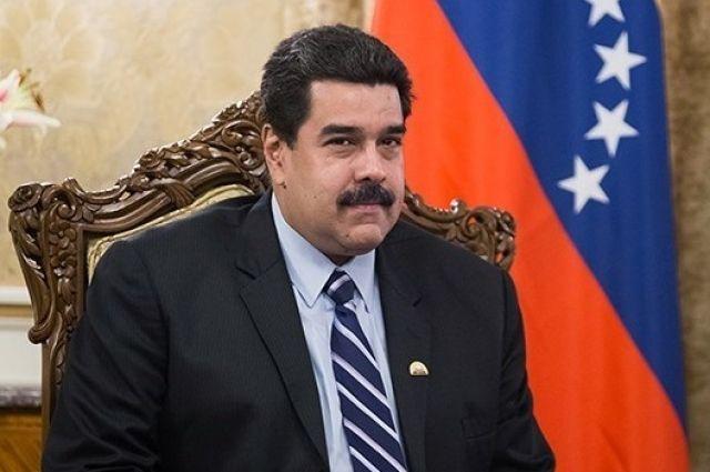 Мадуро: Трамп ведет США к конфликту с Венесуэлой «на высоком уровне»