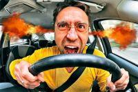 Агрессивные водители - особенность иркутских дорог.