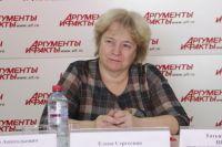 Елена Голенецкая.