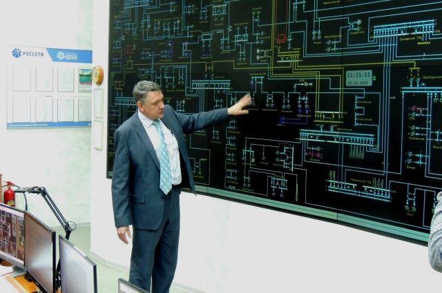 Прошлый год для энергетиков был успешным: специалистами компании была проделана серьезная работа по всем направлениям деятельности.