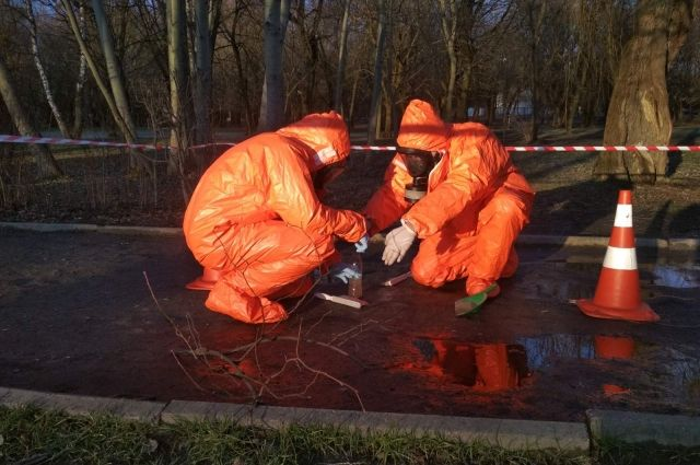 Во Львове неизвестные разлили почти килограмм ртути: детали инцидента