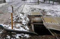 В Полтавской области в выгребной яме нашли тело девушки