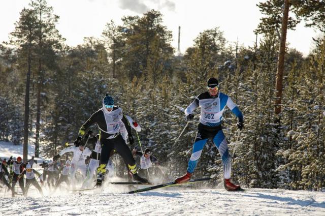 В ЯНАО пройдут соревнования в рамках Всероссийской гонки «Лыжня России»