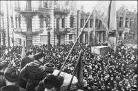 Освобождение от оккупации, Краснодар, 1943 год.