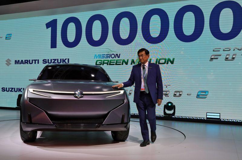 Прототип Maruti Suzuki Futuro-e.
