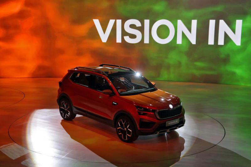 Skoda Vision IN.