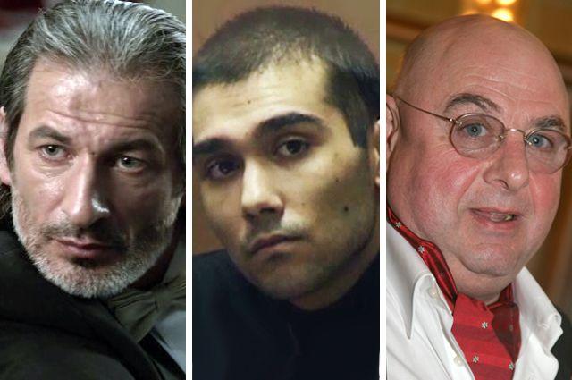 Мухтар Гусенгаджиев, Александр Килин, Владимир Долинский.