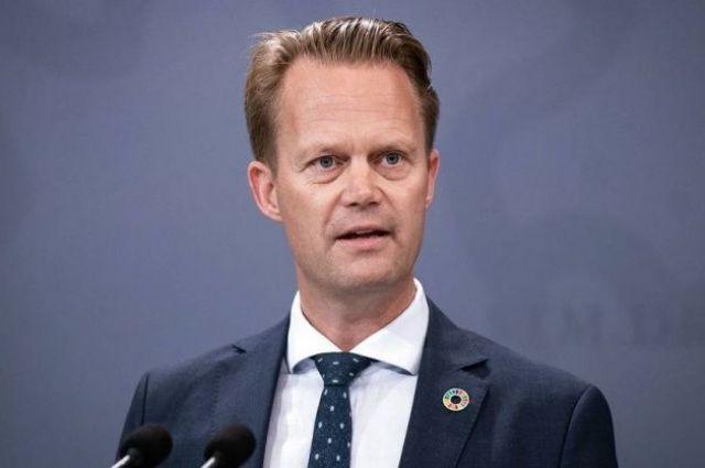 Глава МИД Дании сегодня посетит Донбасс