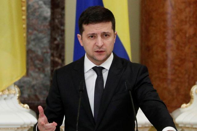 Зеленский прокомментировал расследование дела о прослушке Гончарука