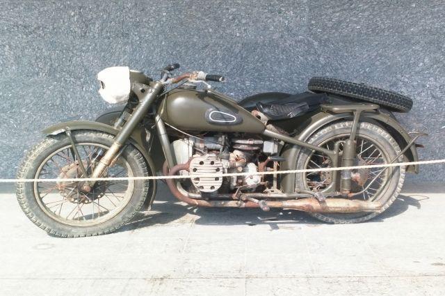 В Зеленоградске почтят память воинов-мотоциклистов
