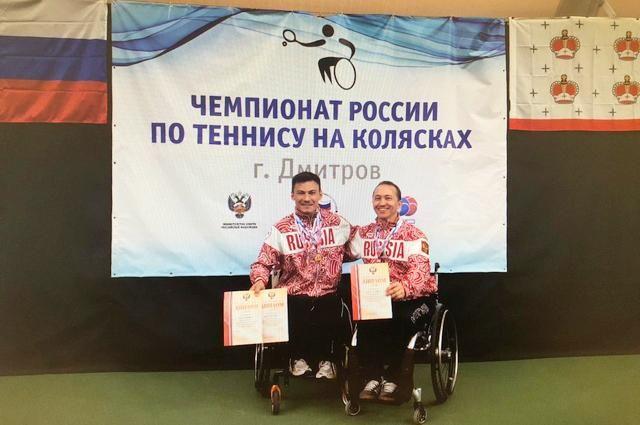 Иван Андреев и Марат Юсупов.