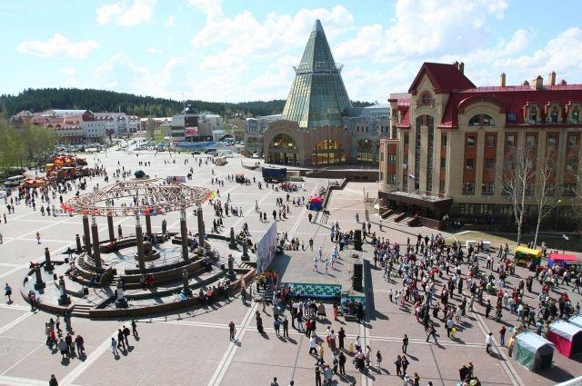 Ханты-Мансийск вошел в ТОП городов по приросту населения | ОБЩЕСТВО | АиФ  Югра