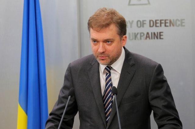На Донбассе построят две военные базы по стандартам НАТО