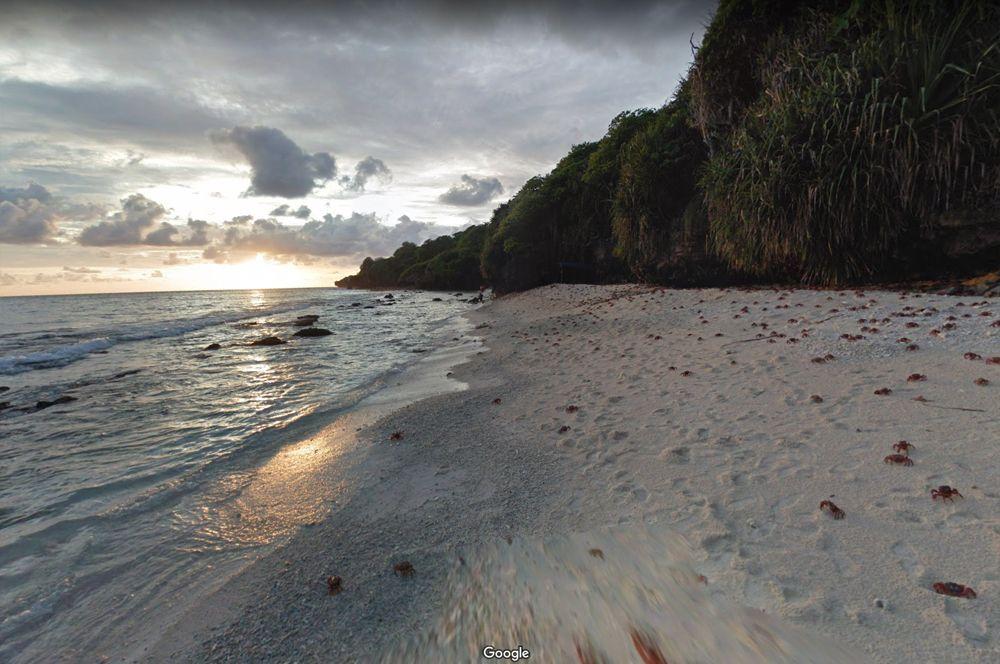 Австралия. Каждый год в ноябре миллионы красных крабов на острове Рождества тратят 18 дней на миграцию из тропических лесов на побережье Индийского океана. Крабы передвигаются огромным красным полотном. Ради них на время миграции перекрываются трассы и строятся временные мосты.