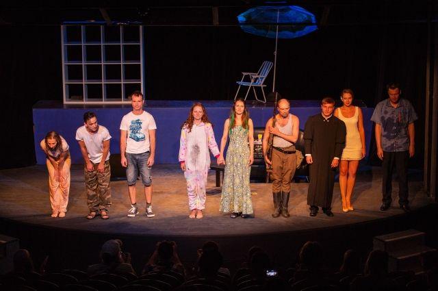 Тобольских школьников научат театральному мастерству
