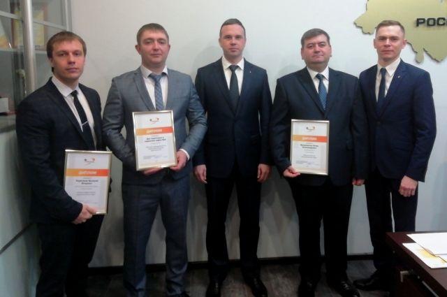 В преддверии Дня российской науки наградили лучших рационализаторов Оренбургнефти.