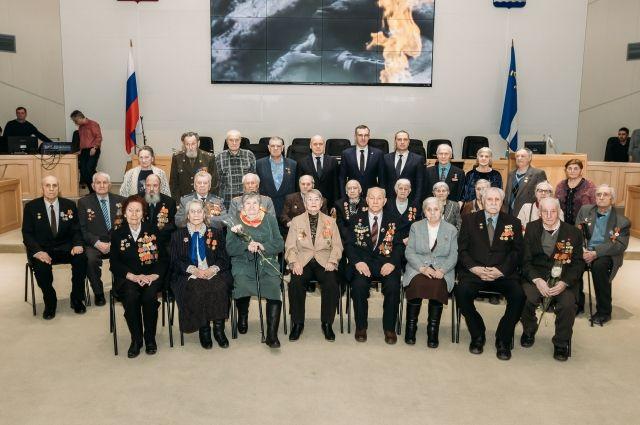 В Тюмени пройдет конкурс к юбилею Победы