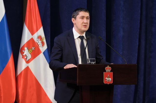 Приводим цитаты из первой речи нового главы региона.