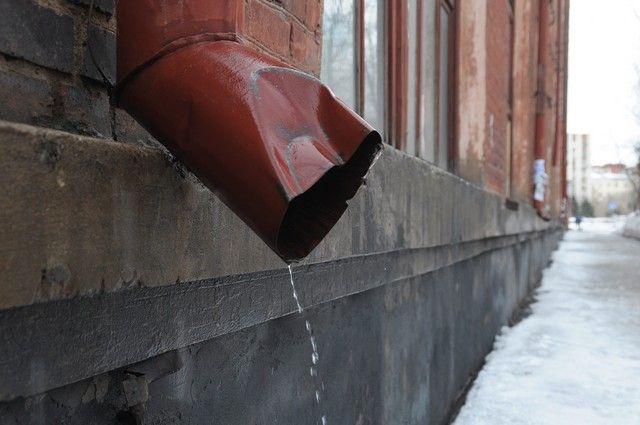 Сегодня температура воздуха в Новосибирске держалась на уровне +1...+3 градусов.
