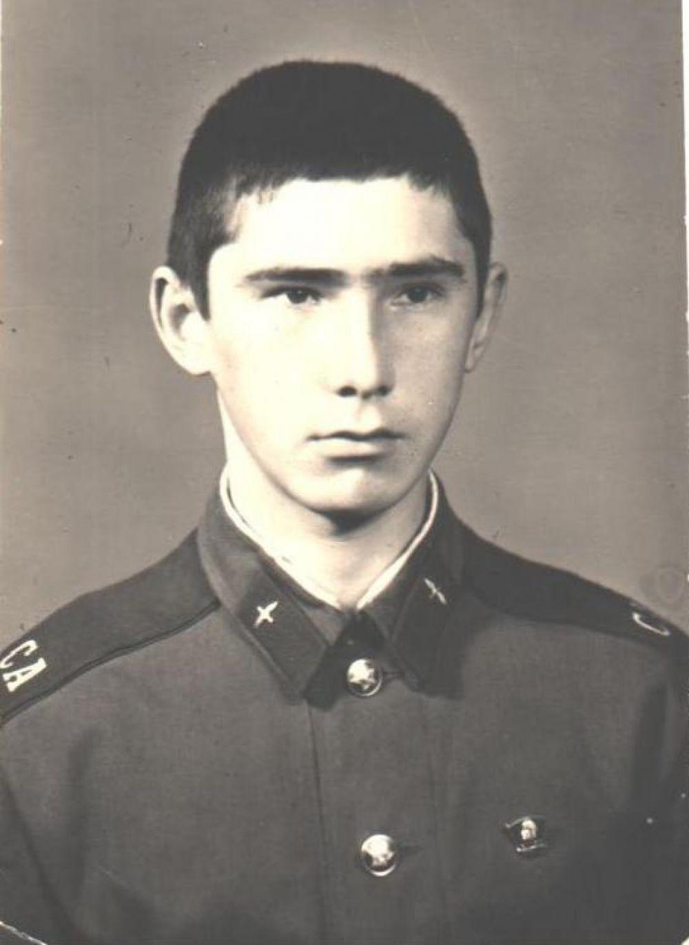 Участник №8: Валиуллин Наиль Салихович,ВВС, служба в рядах СА 1976-1978