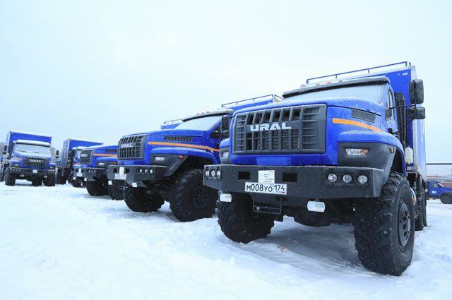 За последние три года парк газомоторной техники уральской дочки Газпрома вырос на 183 автомобиля.