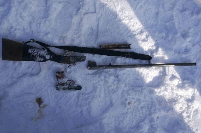 Оренбуржец устроил стрельбу на территории базы отдыха