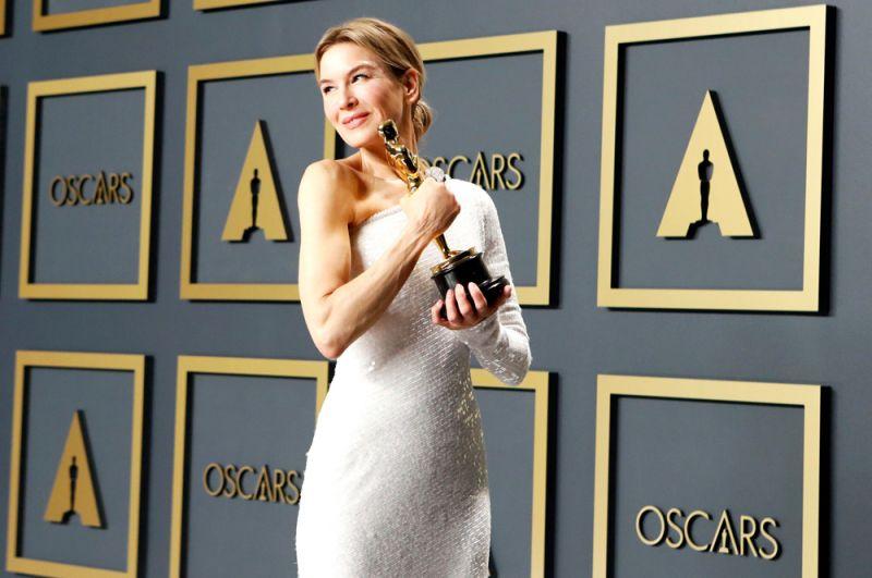 Лучшая женская роль: Рене Зеллвегер, «Джуди».