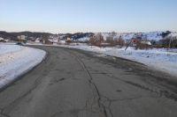 авария произошла 8 февраля  около 16.00 на первом километре  дороги «Объездная г. Ижевска – д. Старое Михайловское».