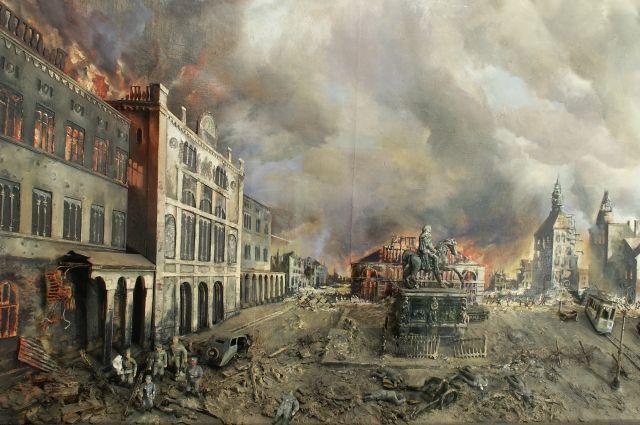 Немецкое командование хвасталось: «Русские могут взять Берлин, но Кёнигсберг - никогда».