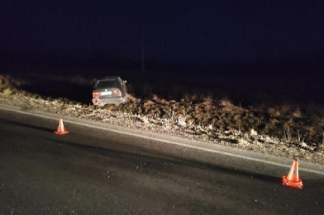 В Калининградской области произошло смертельное ДТП