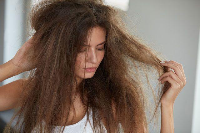 Почему путаются волосы?