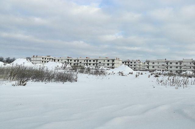 Дольщики должны были получить ключи от квартир в 32-м квартале «Окского берега» ещё в 2017 году.