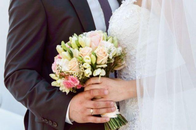 Свадебный бум на День святого Валентина: где молодоженов больше всего