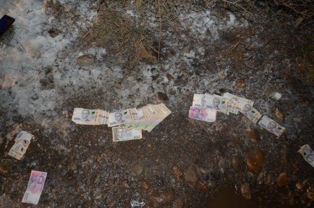 В Ивано-Франковской области задержали членов банды вымогателей
